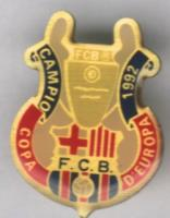 pin Campions Wembley 92